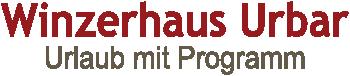 Winzerhaus Urbar