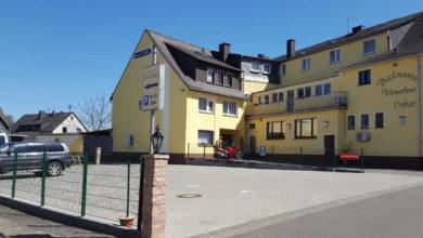 Gästeparkplatz Winzerhaus Beckmann, Urbar