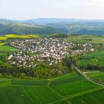 Urbar bei Oberwesel am Mittelrhein